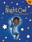 The Night Owl Coloring & Activity Book Cover Image
