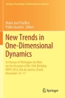 New Trends in One-Dimensional Dynamics: In Honour of Welington de Melo on the Occasion of His 70th Birthday Impa 2016, Rio de Janeiro, Brazil, Novembe (Springer Proceedings in Mathematics & Statistics #285) Cover Image