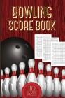 Bowling ScoreBook Cover Image