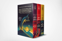 Legends of Dune Mass Market Paperback Boxed Set: The Butlerian Jihad, The Machine Crusade, The Battle of Corrin Cover Image
