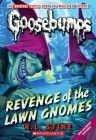 Revenge of the Lawn Gnomes (Classic Goosebumps #19) Cover Image