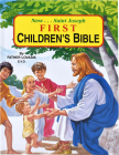 First Children's Bible: Popular Bible Stories from the Old and New Testaments Cover Image