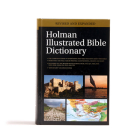 Holman Illustrated Bible Dictionary Cover Image