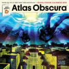 Atlas Obscura Wall Calendar 2019 Cover Image