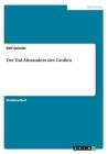 Der Tod Alexanders des Großen Cover Image