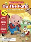 On the Farm Wipe-Clean Activity Book Cover Image