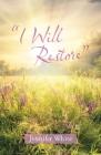 I Will Restore Cover Image