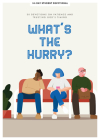What's the Hurry? - Teen Devotional, 9: 30 Devotions on Patience and Trusting God's Timing Cover Image
