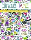 Curious Jane: Science + Design + Engineering for Inquisitive Girls Cover Image