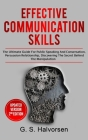 EFFECTIVE COMMUNICATION ( Updated version 2nd edition ) Cover Image