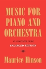 Music for Piano and Orchestra, Enlarged Edition: An Annotated Guide Cover Image