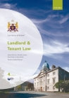 Landlord and Tenant Law (Law Society of Ireland Manual) Cover Image