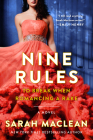 Nine Rules to Break When Romancing a Rake (Love By Numbers #1) Cover Image