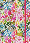 2022 Watercolor Garden Weekly Planner (16-Month Engagement Calendar) Cover Image