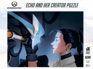 Overwatch: Echo and Her Creator Puzzle Cover Image
