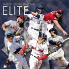 Mlb Elite: 2020 12x12 Elite Wall Calendar Cover Image