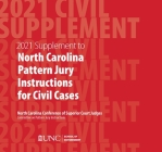 June 2021 Supplement to North Carolina Pattern Jury Instructions for Civil Cases Cover Image