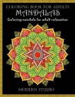 Mandalas: Coloring book for Adult Cover Image