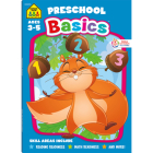 Preschool Basics Deluxe Edition Workbook Cover Image