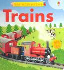 Trains Lift and Look Cover Image