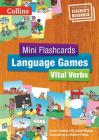 Vital Verbs - Teacher's Book (Mini Flashcards Language Games) Cover Image