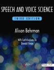 Speech and Voice Science Cover Image