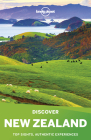 Lonely Planet Discover New Zealand (Discover Country) Cover Image