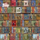 Adult Jigsaw Puzzle Bodleian Library: High Jinks Bookshelves: 1000-Piece Jigsaw Puzzles Cover Image