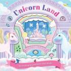 Unicorn Land: an Enchanting Peep-Through Storybook Cover Image
