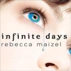 Infinite Days Lib/E: A Vampire Queen Novel Cover Image