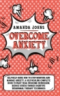 Overcome anxiety Cover Image