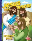 Jesus Has Risen! Activity Book Cover Image