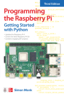Programming the Raspberry Pi, Third Edition: Getting Started with Python Cover Image