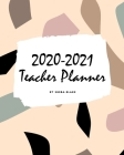 2020-2021 Teacher Planner (8x10 Softcover Planner / Journal) Cover Image