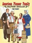 American Pioneer Family Paper Dolls (Dover Paper Dolls) Cover Image