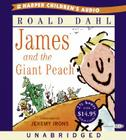 James and the Giant Peach Unabr CD Low Price: James and the Giant Peach Unabr CD Low Price Cover Image