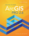 Getting to Know Arcgis Pro 2.6 Cover Image