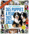 365 Puppies-A-Year Picture-A-Day Wall Calendar 2021 Cover Image