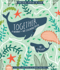 Together: A Mommy + Me Coloring Book Cover Image