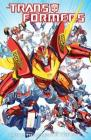 Transformers: More Than Meets The Eye Volume 1 Cover Image