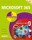 Microsoft 365 in Easy Steps: Covers Microsoft Office Essentials Cover Image