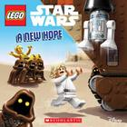 A New Hope: Episode 4 (Lego Star Wars) Cover Image