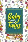 Baby Log Book for Twins: Baby Feed Tracker, Baby Meal Tracker, Baby Tracker Log, Twin Baby Tracker, Cute Rome Cover, 6 x 9 Cover Image