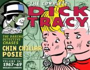 Complete Chester Gould's Dick Tracy Volume 24 Cover Image