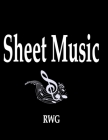 Sheet Music: 200 Pages 8.5 X 11 Cover Image