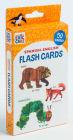 World of Eric Carle (TM) Spanish-English Flash Cards: (Bilingual Flash Cards for Kids, Learning to Speak Spanish, Eric Carle Flash Cards, Learning a Language) Cover Image