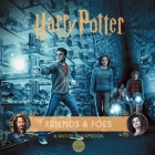 Harry Potter: Friends & Foes: A Movie Scrapbook Cover Image