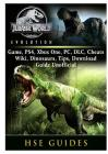 Jurassic World Evolution Game, PS4, Xbox One, PC, DLC, Cheats, Wiki, Dinosaurs, Tips, Download Guide Unofficial Cover Image