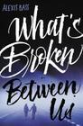 What's Broken Between Us Cover Image