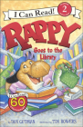 Rappy Goes to the Library (I Can Read!: Level 2) Cover Image